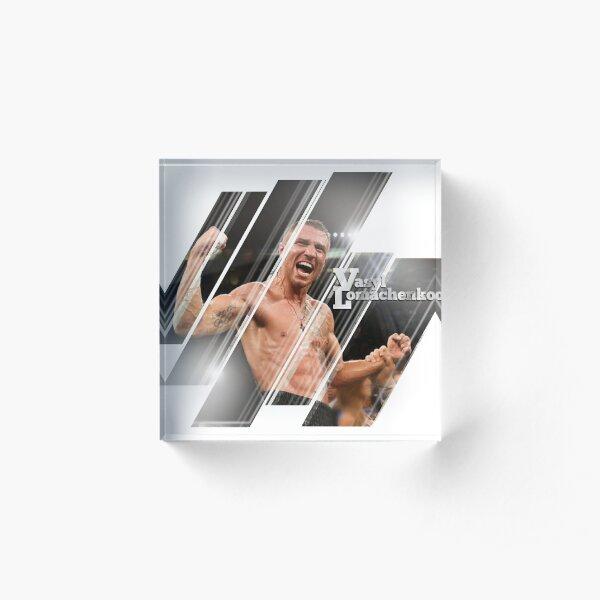 Vasyl Lomachenko - Boxing Acrylic Block