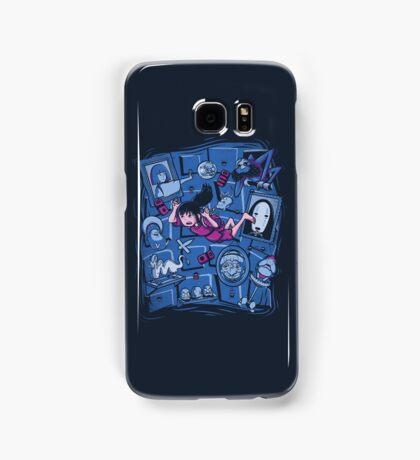 Chihiro in Spiritland Samsung Galaxy Case/Skin