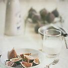 Breakfast with figs von AugenBlicke