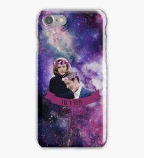 Dana & Fox | The X-Files iPhone Case/Skin