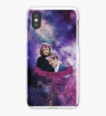 Dana & Fox | The X-Files iPhone Case/Skin