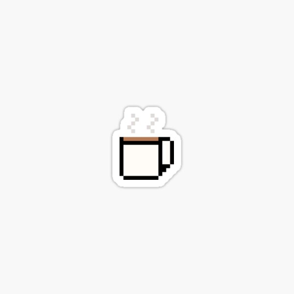 Coffee break Sticker