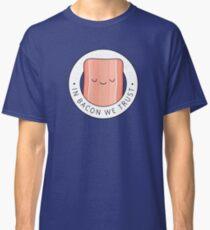 Im Speck vertrauen wir Classic T-Shirt