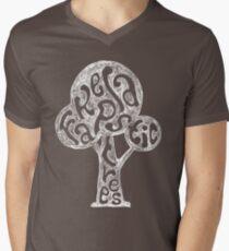 radiohead Fake Plastic Trees Men's V-Neck T-Shirt