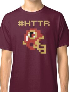 Hail to the Redskins - 8 Bit Classic T-Shirt