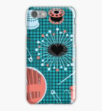 pins and needles iPhone Case/Skin