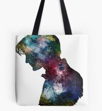 Dr. Who Galaxy Tote Bag