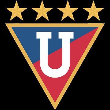 Liga de Quito - Black by anaiseguez