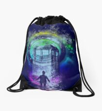 Master of ceremony Drawstring Bag