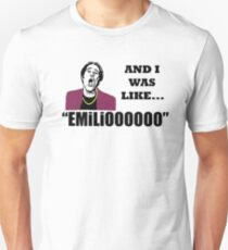 A Night At The Roxbury I Was Like Emilio Movie SNL  T-Shirt