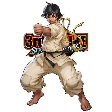 Makoto - 3rd Strike by PitadorBoy