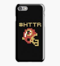 Hail to the Redskins - 8 Bit iPhone Case/Skin