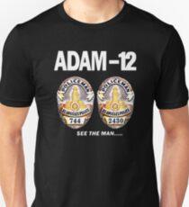 Adam-12 TV Series 70's Retro Unisex T-Shirt
