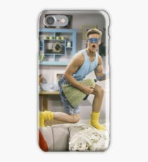 Zack Morris - Saved by the Bell iPhone Case/Skin