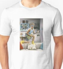 Zack Morris - Saved by the Bell Unisex T-Shirt