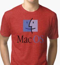 Apple Computers Mac Os Tri-blend T-Shirt