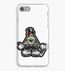 Mr. Illuminati iPhone Case/Skin
