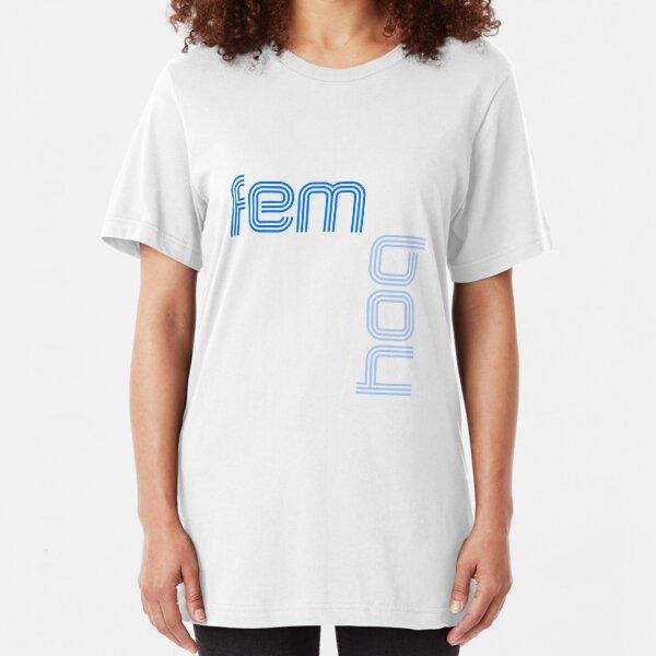 Femboy (Sporty) Slim Fit T-Shirt