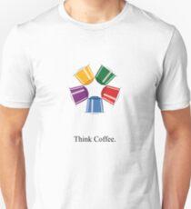 Think Coffee (Light) T-Shirt