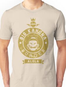 Alola Big Kahuna Burger Unisex T-Shirt