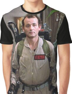 Peter Venkman Graphic T-Shirt