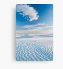 White Sands National Monument, New Mexico Canvas Print