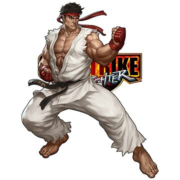 Ryu - 3rd Strike by PitadorBoy