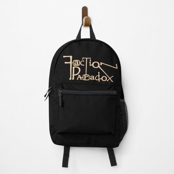 Faction Paradox logo - BBV (Sci-fi) Backpack