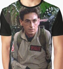 Egon Spengler Graphic T-Shirt