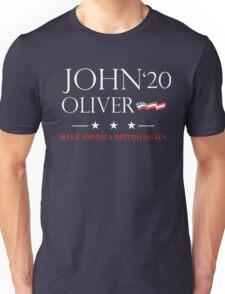 Oliver 2020 Unisex T-Shirt