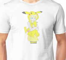 Pika-Girl T-shirt Unisex T-Shirt