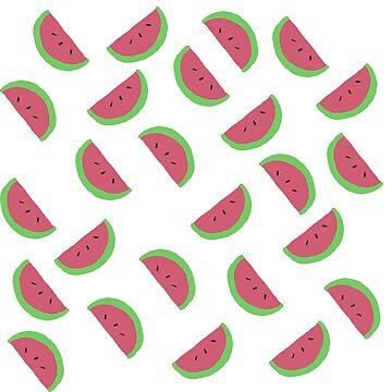 Watermelon Crush by Llyrcial