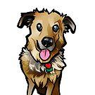 Cody Pup by binarygod