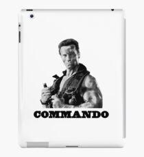Commando iPad Case/Skin