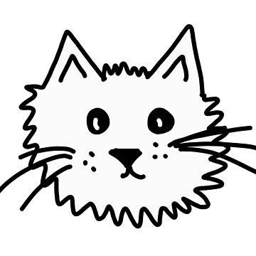 Cat Sketch by dzdn