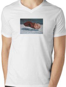 the rut Mens V-Neck T-Shirt