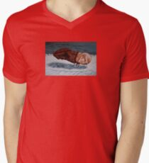 the rut Mens V-Neck T-Shirt