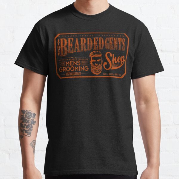 The Bearded Gents Shop Classic T-Shirt