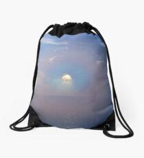 Caribbean Glow Photograph Drawstring Bag