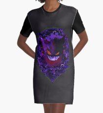 character of game Graphic T-Shirt Dress