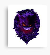 character of game Canvas Print