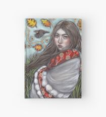 Persephone's Descent Hardcover Journal