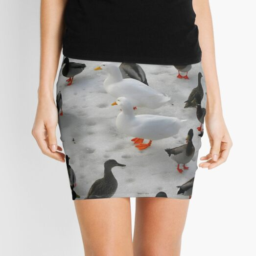Dare to be Different Mini Skirt