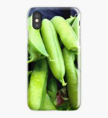 flowers vegetable spring garden iPhone Case
