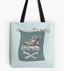 Inline Pirating Tote Bag