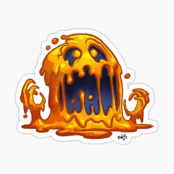 SauceBlob Monster Sticker