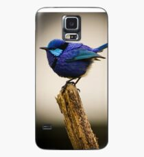 Bluey at Large Case/Skin for Samsung Galaxy