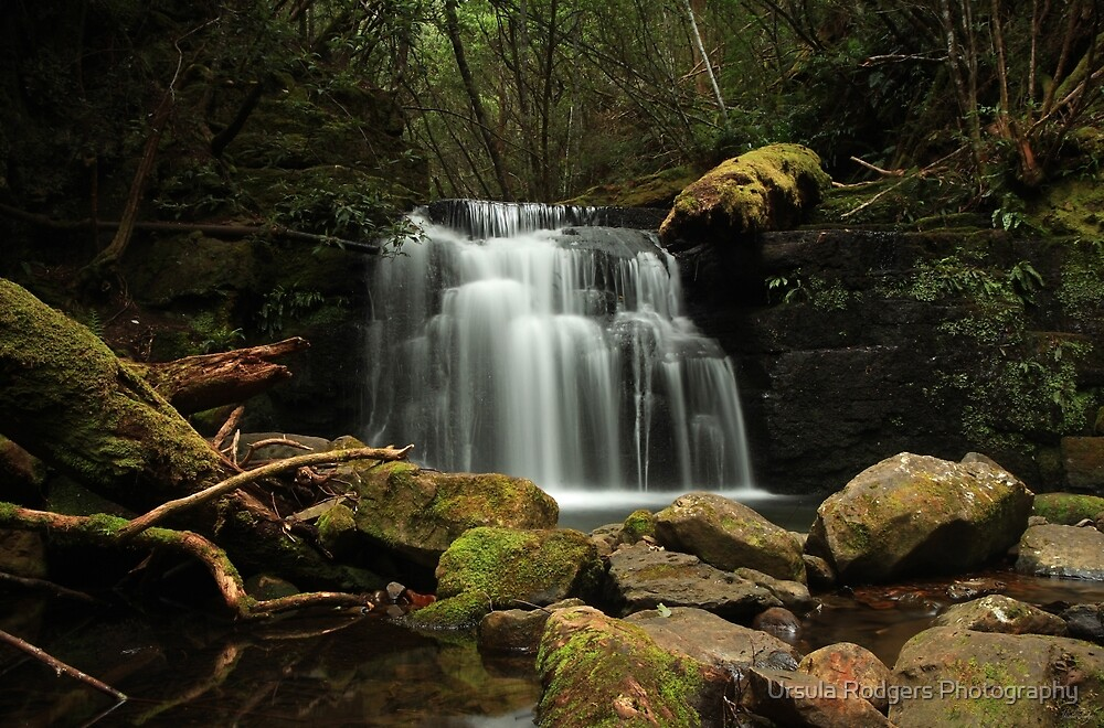 Strickland Falls by Ursula Rodgers Photography