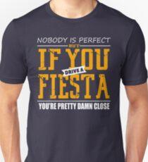Ford Fiesta Unisex T-Shirt