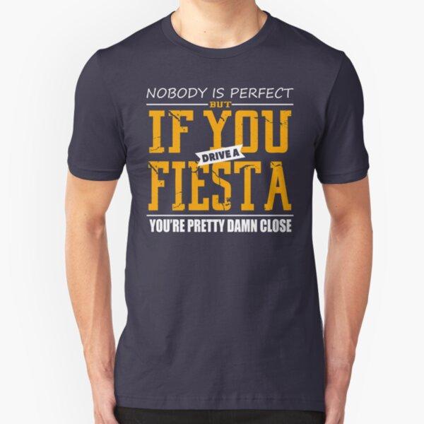 Ford Fiesta Slim Fit T-Shirt